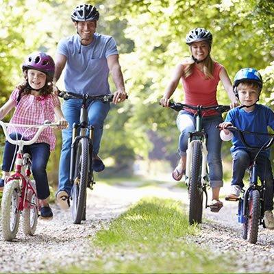 family hotel piemonte bicicletta