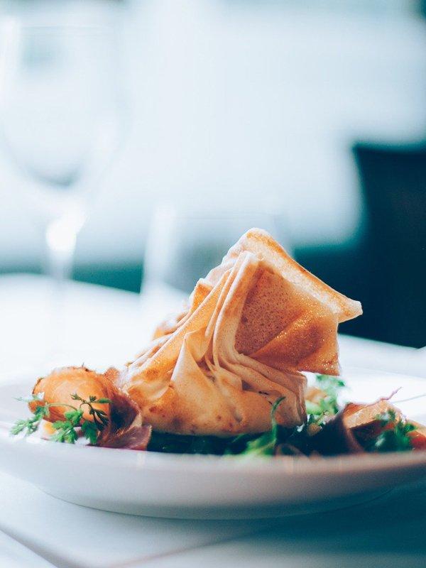 Glamping in Piemonte Gastronomia